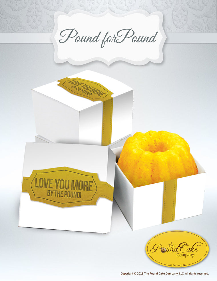 Pound For Pound - The Pound Cake Company