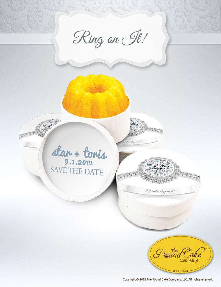 Ring On It - The Pound Cake Company