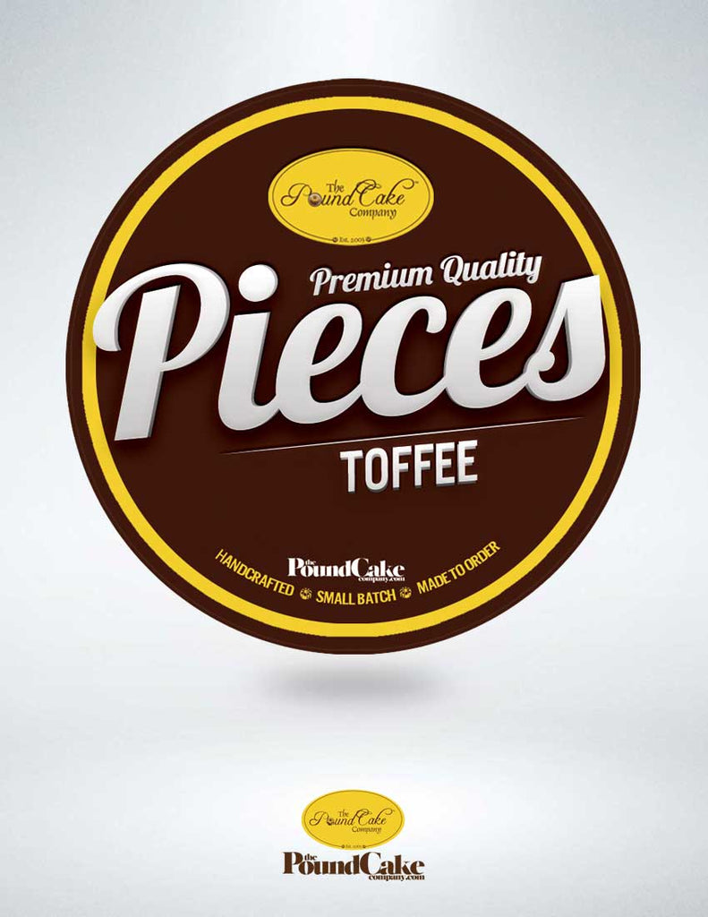 Pieces - Toffee