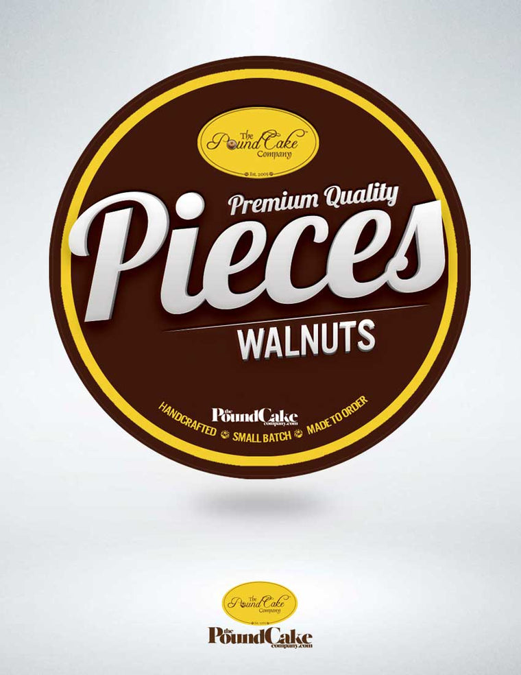 Pieces - Walnuts