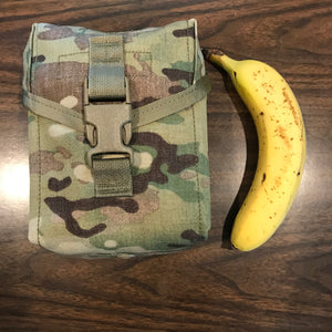 What's Inside: Improved First Aid Kit, Multicam