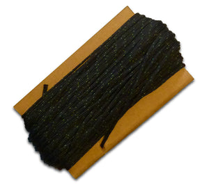 Black Type 1A Paracord, 100' length, Berry Compliant