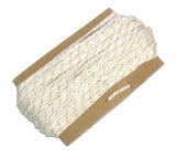 100 ft. of Type 1A Paracord in Natural White.