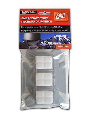 The PSK Stove from Esbit weighs just 3 oz., including the stove, solid fuel, and retail packaging.