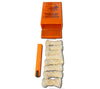 Spark-Lite Firestarter Kit, Orange, with TinderQuik fire tabs.