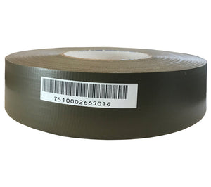 Our 100mph Duct Tape is clearly labelled with military NSN 7510-00-266-5016 bar codes.