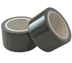 Contractor grade waterproof mini duct tape rolls from 5col Survival Supply are made for outdoorsmen who need quick access to contractor-grade tape for fast repairs.