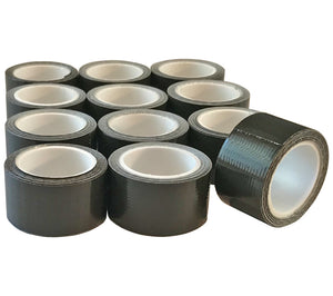 Mini Duct Tape Rolls, 1 in x 100 in, Dark Green, available here in cases of 12 rolls.