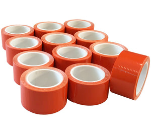 Mini Duct Tape Rolls from 5col Survival Supply, Orange, 1 in x 100 in, available here in cases of 12 rolls.