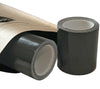 Mini Duct Tape Rolls from 5col Survival Supply, Dark Green, 2 inch x 100 inch, 2-pack.
