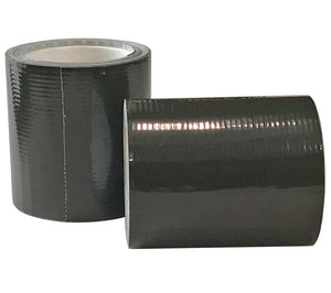 2 in. x 100 in. rolls of contractor grade waterproof duct tape for your survival kit, camping gear, or tool box.
