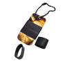 Small Ranger Bands can be used to silence and conceal dog tags.