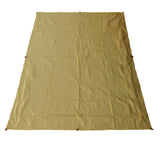 Ultralight Tarp, RipStop Nylon, 54 x 84 in. - 5col Survival Supply