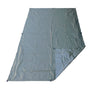 Olive Drab 5col Ultralight Tarp showing treated side