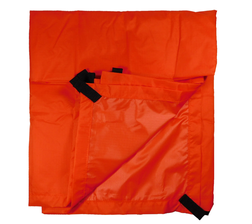Orange 5col Ultralight Tarp Shelter