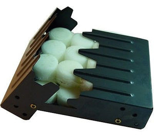 24 Coghan's Solid Fuel Tablets fit in each folding pocket stove.