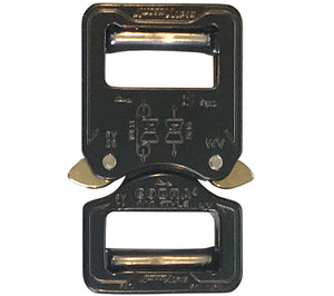 COBRA Quick Release Buckle, 25mm,  Dual-Adjustable from AustriAlpin.
