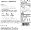 Bandito Scramble - AlpineAire Foods Freeze-Dried Breakfast