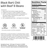 Black Bart Chili with Beef and Beans - AlpineAire Foods Freeze-Dried Meal