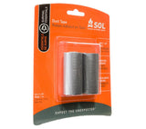 The Survive Outdoors Longer mini duct tape rolls from Adventure Medical Kits each weighs 7 oz.