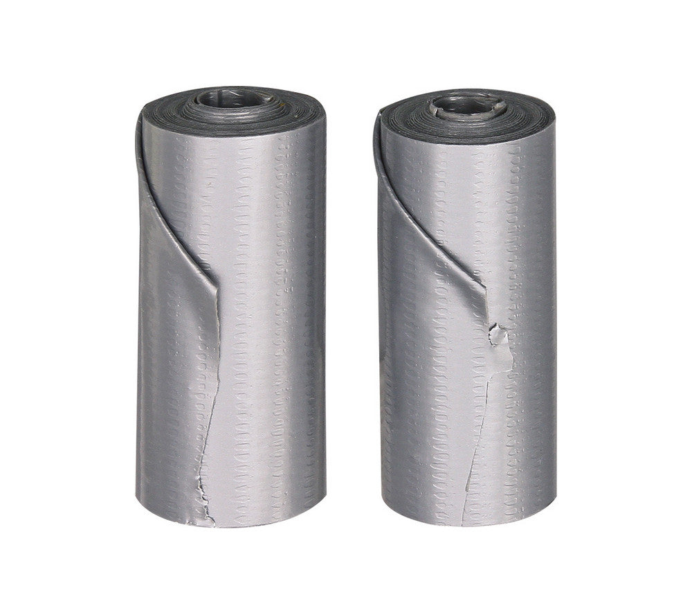 Two-pack of Mini Duct Tape Rolls from AMK.