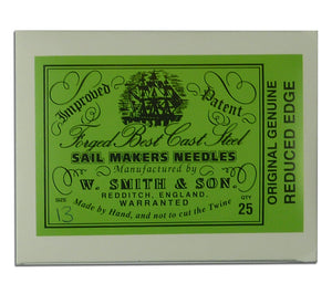 wm-smith-son-13-sailmakers-sewing-needles-25-pack
