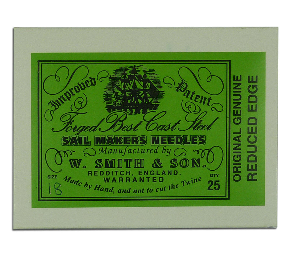 wm-smith-son-18-sailmakers-sewing-needles-25-pack