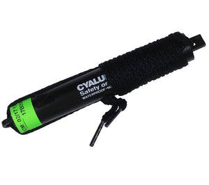 Its compact size makes this chemlight from Cyalume an excellent SOS Signal.