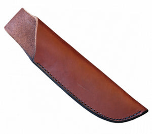 ESEE's Right Handed Leather Pouch Sheath for the James Gibson JG3 Bushcraft Knife