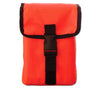 The Mess Tin Survival Kit from ESEE Knives is available in a high visibility Orange MOLLE Pouch.