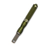 The American-made nanoSTRIKER XL from Exotac is available in Olive Drab green.