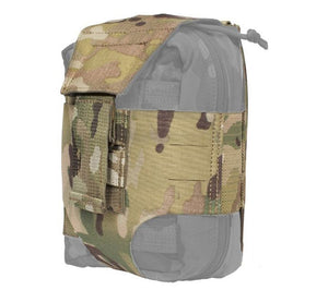 FirstSpear's Med Thong, available in Black, Coyote, Multicam, and Ranger Green, gives you an easy storage solution for grab and go IFAK and PSK pouches.