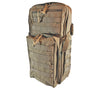 The v1 Survival Backpack from 5col Survival Supply is available in coyote brown and is designed for use as a get-home pack.