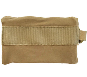 The 58 Pouch from HPG is made in the USA from tweave fabric.