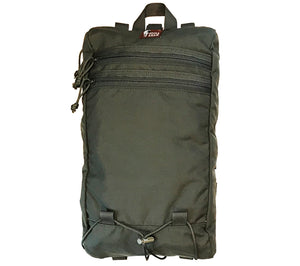 Hill People Gear's Ranger Green Admin Pocket is a great way to store your survival kit and camping items.