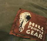 The waxed canvas Belt Pack from Hill People Gear is exclusive to 5col Survival Supply.