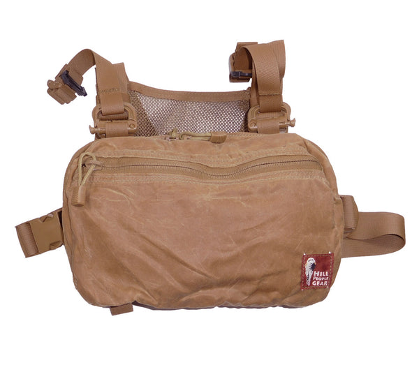 Hill People Gear Waxed Canvas Kit Bag