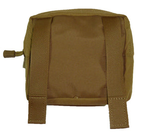 Hill People Gear's GP Medium Pocket is compatible with MOLLE modular gear.