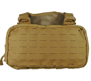 Coyote Brown Heavy Recon Kit Bag from Hill People Gear