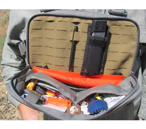 Heavy Recon Kit Bags are a great way to carry small gear for quick access.