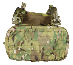Hill People Gear Heavy Recon Kit Bag in Multicam camouflage pattern.