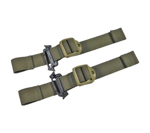 Each HPG Heavy Recon Kit Bag includes a pair of lifter straps.