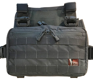Recon Kit Bag in Manatee/Wolf Gray nylon Cordura from Hill People Gear.