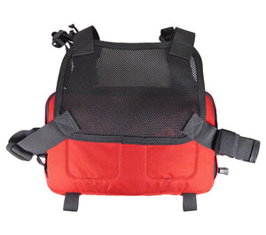 International Red 500d construction means a durable Kit Bag for SAR members.