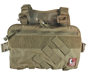 Coyote Brown V3 Search and Rescue Kit Bag from Hill People Gear.