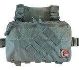 V3 Kit Bag from Hill People Gear in Foliage Gray.