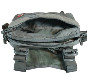 Foliage Green/ACU Gray Hill People Gear V3 Kit Bag