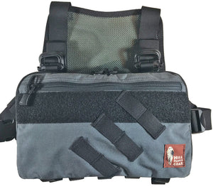 Manatee/Black Version 3 Search and Rescue Kit Bag from Hill People Gear.