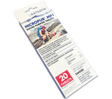 Micropur MP1 Water Treatment Tablets (20-pack). Active ingredient: Chlorine Dioxide.