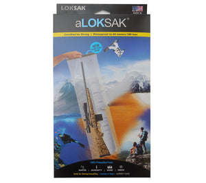 2-pack of 12 in. by 48 in. aLOKSAK Bags